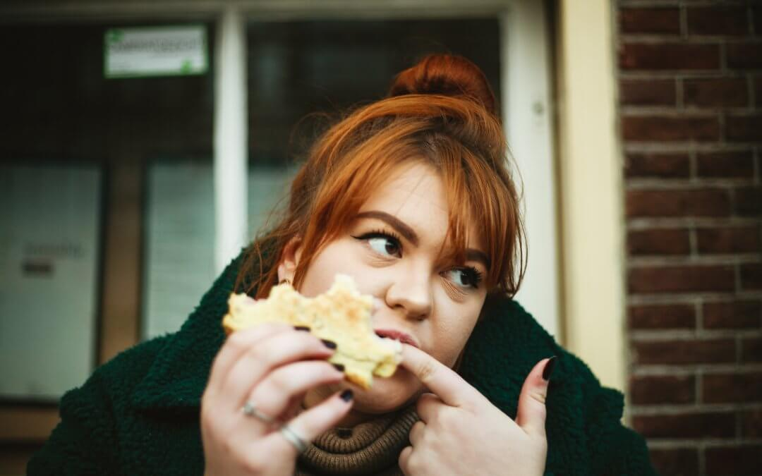 Why Emotional Eating Isn't Bad