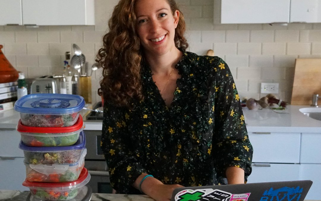 Intuitive Eating & Meal Prepping with Talia Koren
