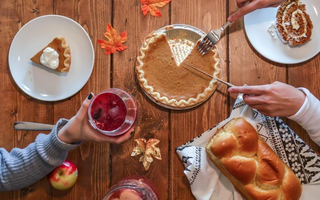 5 Steps for Surviving Holiday Diet Talk & Food Stress